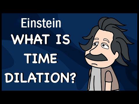 Einstein-what-is-time-dilation