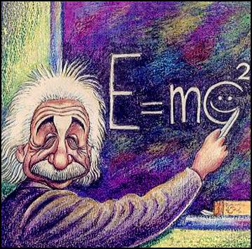 Einstein-E=mc2